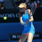 Foto Hantuchova Open Australia Viernes 17/01/2014