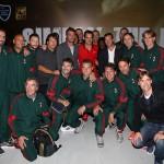 Foto Federer - Milan AC