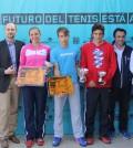 Mutua madrid Open Sub16 campeones valencia