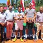 ITF Rozas Club 2014 Garin,Jarry autorid