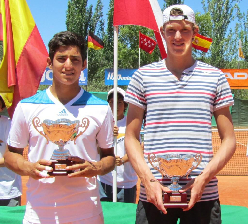 ITF Rozas Club Garin-Jarry