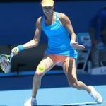 Foto Ivanovic - Open-Australia- Martes 21-01-2014