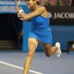 Foto Ivanovic Open Australia Viernes 17/01/2014