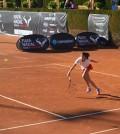 Jugadora del Rafa Nadal Tour by MAPFRE