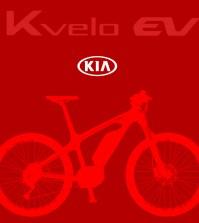 Kia K-velo bicicleta