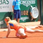 Roland Garros 2014 Kuznetsova