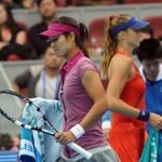 Li-Hantuchova China Open 2013