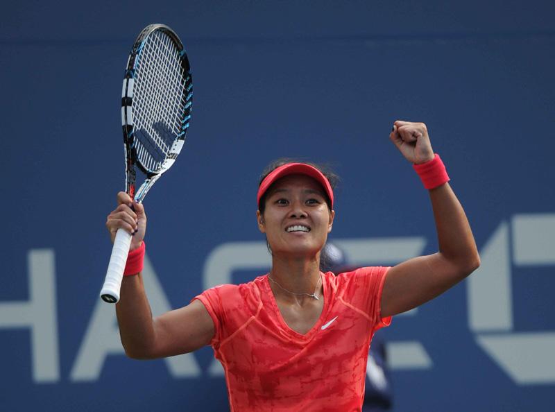 Li N US Open 2013 41 b