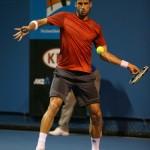 Foto Feliciano López Open Australia Jueves 16/01/2014