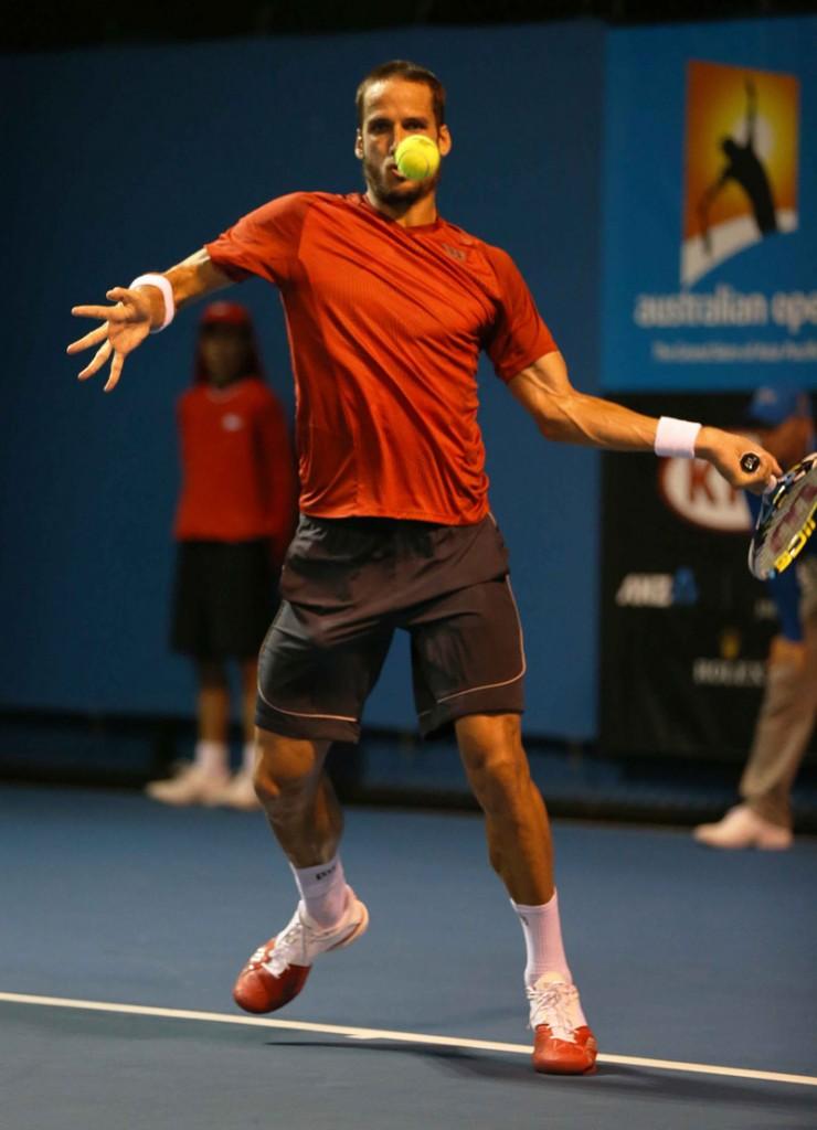Feliciano López Open Australia Jueves 16/01/2014
