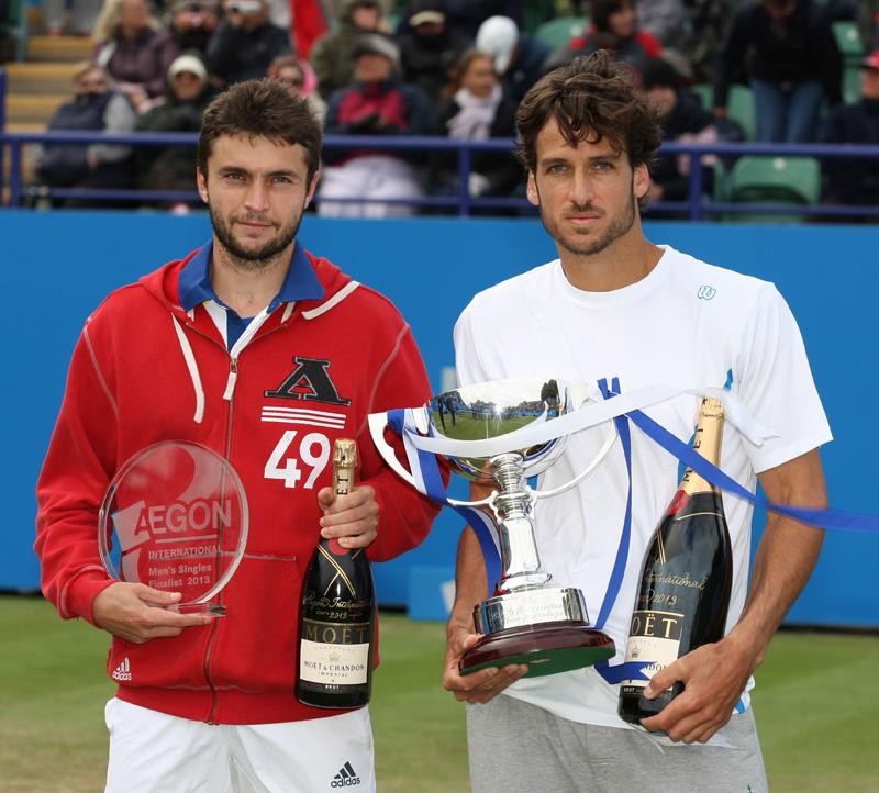 Lopez & Simon Trophy 1Eastbourne2013