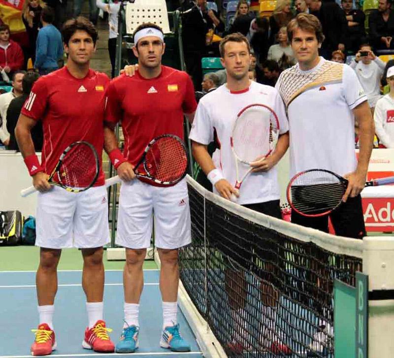Doblistas Copa Davis