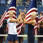 Makarova y Vesnina campeonas dobles femenino us open 2014