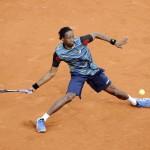 Monfils Roland Garros