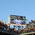 Roland Garros 2014 Monfils en el marcador