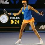 Muguruza- Open-Australia- Lunes 20-01-2014