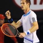 Foto Murray - Open-Australia- Miércoles 22-01-2014