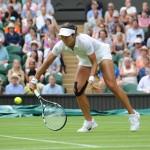 Na Li Wimbledon 2014