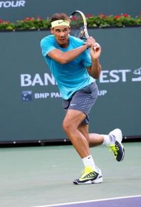 Rafa Nadal en Indian Wells 2015