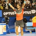 Foto 1 Rafa Nadal - Open-Australia- Sábado 18/01/12014