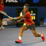 Foto 2 Rafa Nadal - Open-Australia- Sábado 18/01/12014