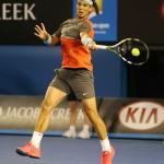 Foto Rafa Nadal - Open-Australia- Sábado 18/01/12014