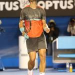 Foto 7 Rafa Nadal - Open-Australia- Sábado 18/01/12014