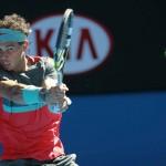 Foto Rafa Nadal - Open-Australia- Miércoles 22-01-2014