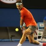 Foto Nadal- Open-Australia- Viernes 24-01-2014
