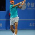 Foto China Open 2014. Rafael Nadal