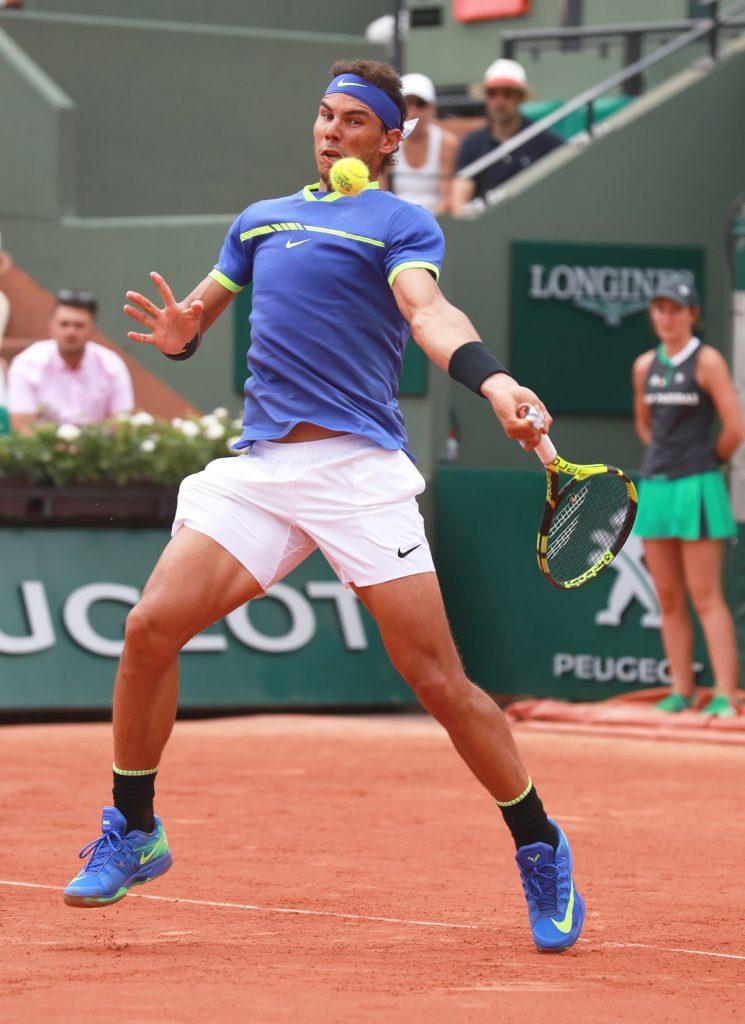 Nadal R RG 2017 10