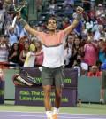 Nadal alegria final Miami 2014 11 b