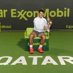Nadal Doha 2014