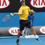 Nishikori - Open-Australia- Lunes 20-01-2014