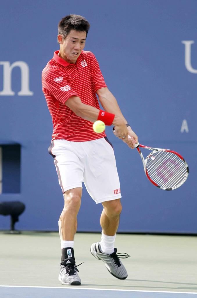 Nishikori K US Open 2014 15 b