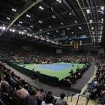 Foto Panorámica interior FRAPORT Arena