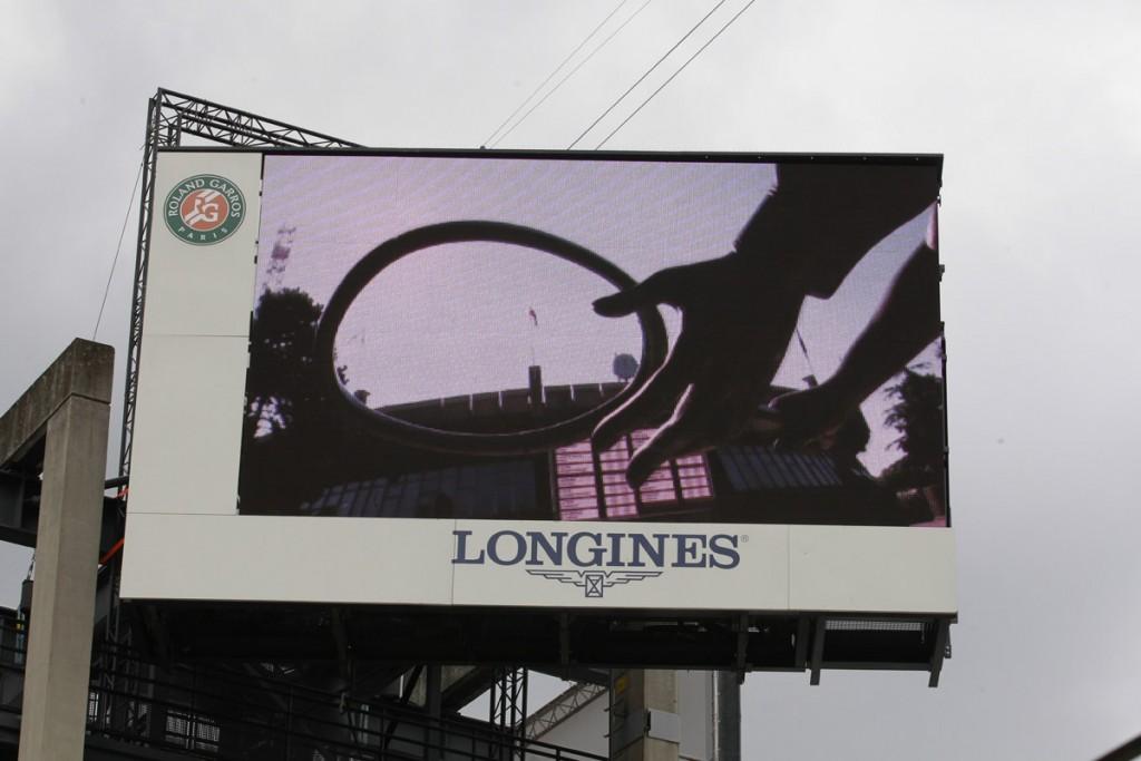 Pantalla Gigante pista S Lenglen 01
