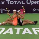 Peng-Hsieh campeonas dobles Doha 01 b