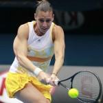 Foto Pennetta - Open-Australia- Martes 21-01-2014