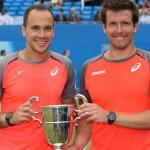 Peya y Soares campeones dobles