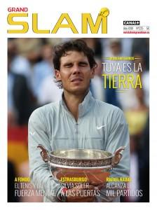 Portada225 Revista Tenis Grand Slam
