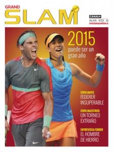 Portada de la Revista de Tenis Grand Slam número 229