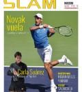 Portada 232 Revista Tenis Grand Slam Novak y Carla