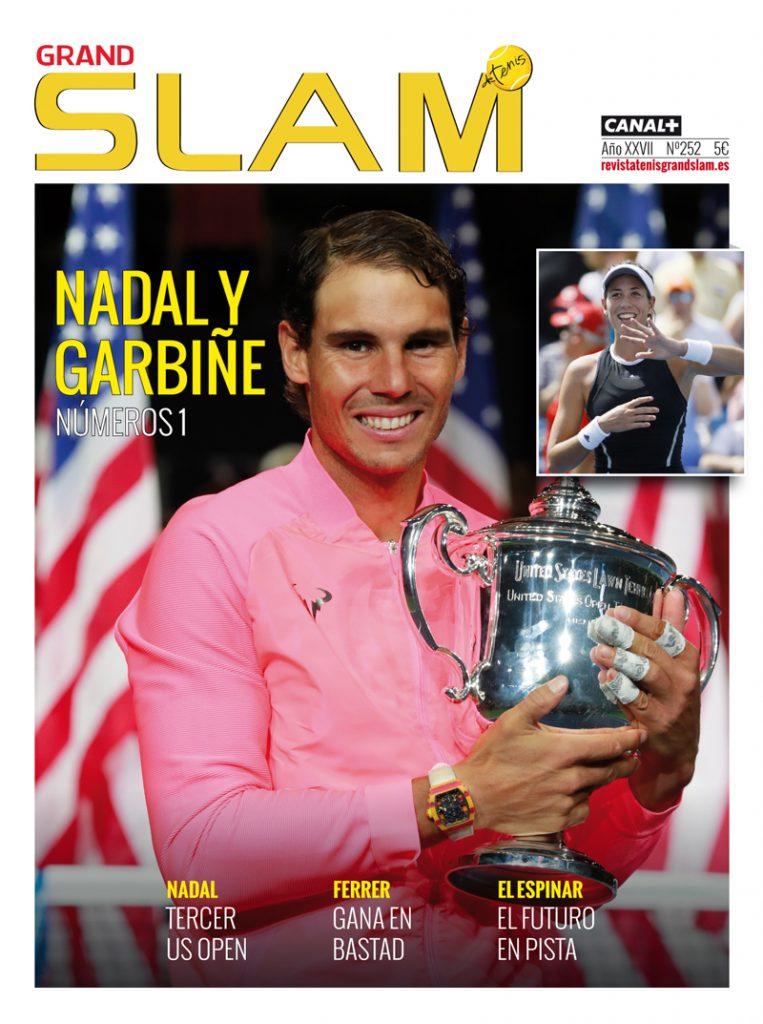Revista 252 Grand Slam de Tenis