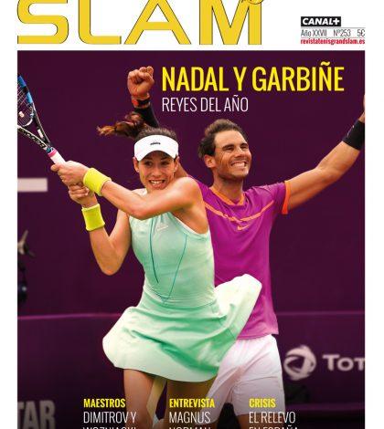 Portada Revista Grand Slam nº253