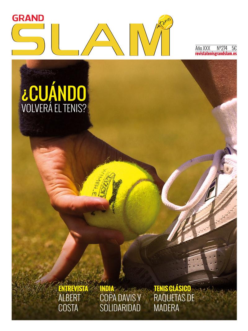 portada revista tenis 274