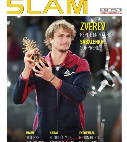 Portada Revista Grand Slam 282