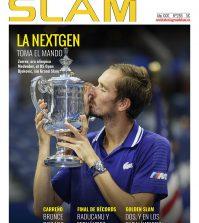 Portada revista tenis grand slam número 285
