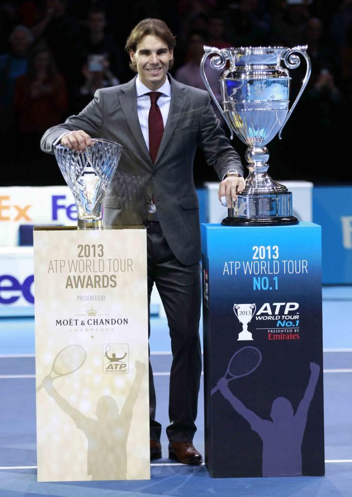 R Nadal número 1 del mundo y mejor regreso del 2013 b