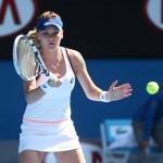 Foto Radwanska - Open-Australia- Jueves 23-01-2014